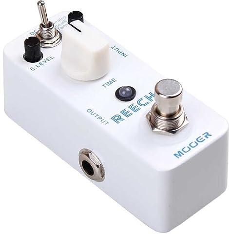 Mooer reecho delay pédale numérique pour guitare électrique