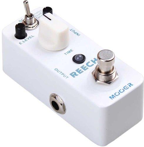 Mooer reecho–Digital Delay para guitarra eléctrica