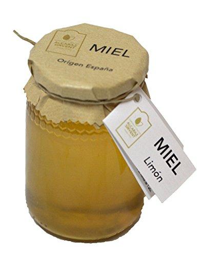 Miel cruda de limón 500 g