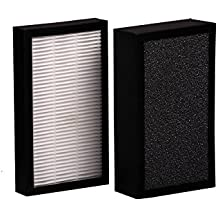 Tornado Pure Filter Set comprising of HEPA, Cold Catalyst, Photo Catalyst and Activated Carbon Filters