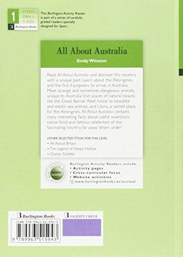 All About Australia leer libros online gratis en español pdf