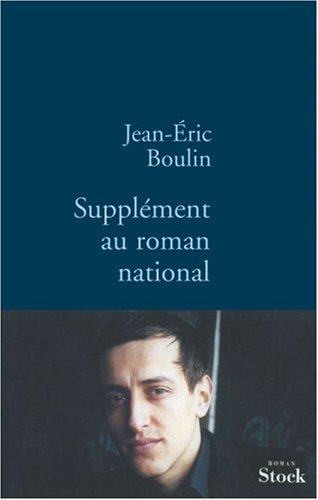 Supplément au roman national