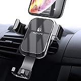 FLOVEME Handyhalter Fürs Auto, KFZ Schwerkraft Lüftung Handyhalterung Auto Für iPhone XS MAX/XS/XR/X/8/7/6P, Samsung S9/S8/S7, Huawei usw.