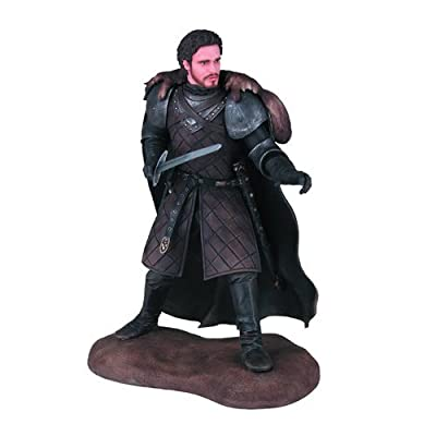 Dark Horse Comics - FIGDAR010 - Game Of Thrones - Figurine Robb Stark