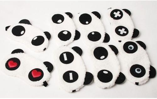 Estee Lauder Anti-falten (Panda Eye Sleeping Masken Patch Schatten Augenbinde Reise Camp Urlaub für Männer & Frauen Kinder von amazing K)