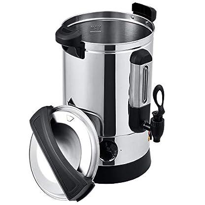 Juskys-Glhweinkocher-Teramo-7-Liter-mit-Zapfhahn-Edelstahl-1500-Watt-Glhweinkessel-Punschkocher-Glhweintopf-Heiwasserspender