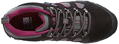 Karrimor Women's Bodmin IV Weathertite Low Rise Hiking Shoes