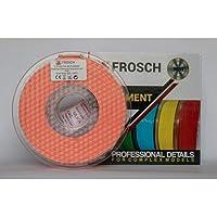 FROSCH PLA Kırmızı Turuncu Renk Değiştiren 1,75 mm Filament