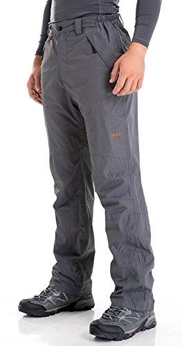 Clothin Pantalones de Esquí/impermeable de Nieve/Hombre/ a prueba de viento y contra la mancha
