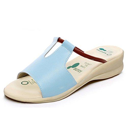 Signora,Estati Sandali E Pantofole/Flat,Allaperto,Madre Incinta Sandali A