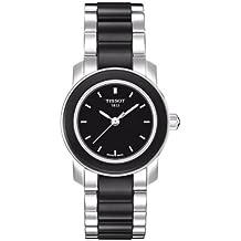 Tissot T0642102205100 - Reloj de mujer de cuarzo, correa de acero inoxidable color varios colores