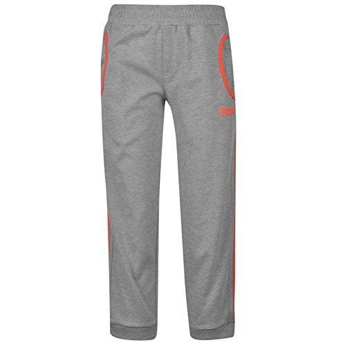 Lonsdale Femmes 3/4 Pantalon De Fitness gris clair