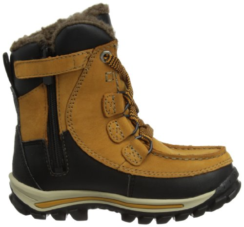 Timberland Rime Ridge Waterproof - Stivali Uomo Marrone (Wheat)