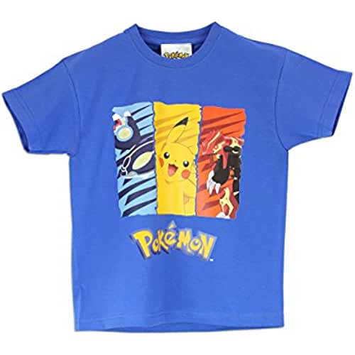 Pokemon - Camiseta para niño Pokemon