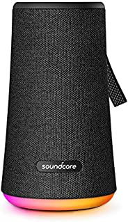 Soundcore Flare+ Portable 360° Bluetooth Speaker by Anker, Huge 360° Sound, IPX7 Waterproof, Bigger Bass, Ambi