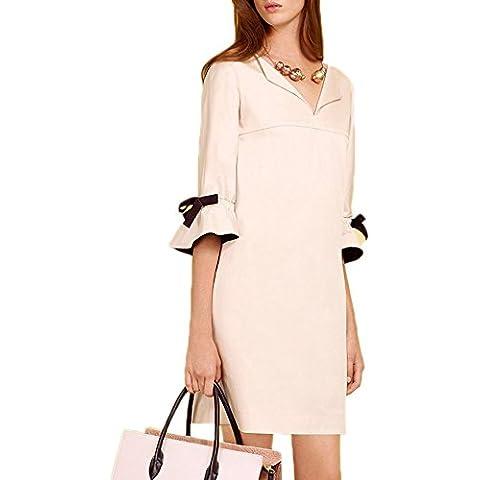 Glorria da donna, da indossare a Mini-Vaso a forma di fiocco, per abiti
