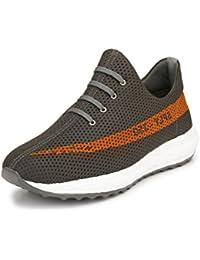 Fentacia Men Grey Running Shoes