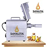 Savaliya Industries Stainless Steel Oil Maker Machine SI-601 (Silver)