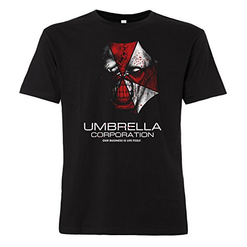 ShirtWorld - Umbrella Corporation Zombie - T-Shirt -