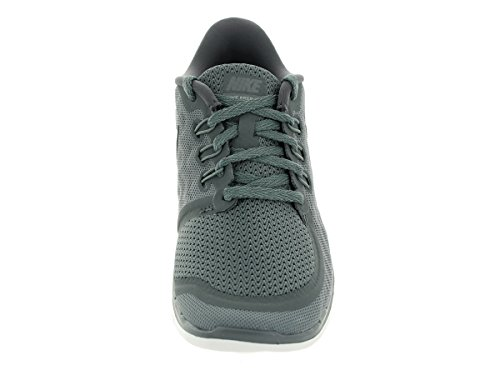 Nike Free 5.0, Running Fille, Mehrfarbig Dark Grey/Black/Wlf Gry/Cl Gry