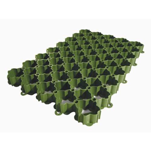 ACO 586x386x38mm Rasenwabe Set 16 Stück Rasengitter Rasenplatte Gitter für Rasen