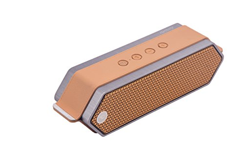 DREAMWAVE Harmony Bluetooth Lautsprecher, Cognac