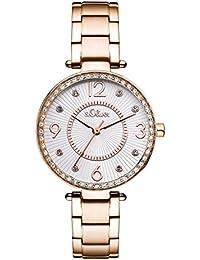 s.Oliver Time Damen-Armbanduhr SO-3308-MQ