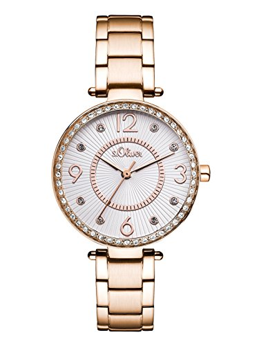 s.Oliver Time Women's Watch SO-3308-MQ