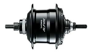 Shimano Alfine SG-S700 - Moyeu - 11 vitesses disque noir Modèle 32 Trous 2016 moyeu