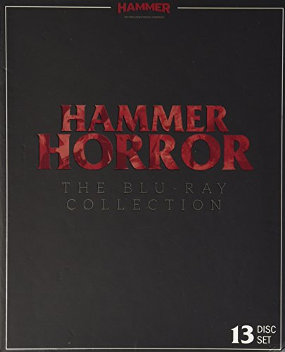 Hammer Horror Collection [Blu-ray]