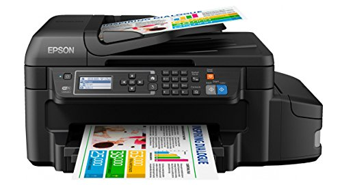 Epson Ecotank L655 (C11CE71401) Printer, 3 YEARS EXTENDED WARRANTY up to 6500 pages per color