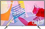 "Samsung TV QE75Q64TAUXZT Serie Q60T Modello Q64T QLED Smart TV 75"", con Alexa integrata, Ultra HD 4K, Wi-"