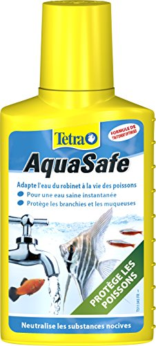 Tetra Aquasafe – Acondicionador Agua Peces Tropicales – 100 ml