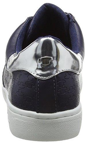 TOM TAILOR Tom Tailor Damenschuhe Damen Sneakers Blau (Navy)