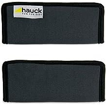 Hauck Handle Me 2 - Espuma protectora para manillares de bastón, color gris/antracita