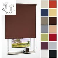 suchergebnis auf f r doppelrollo 130 breit klemmfix k che haushalt wohnen. Black Bedroom Furniture Sets. Home Design Ideas