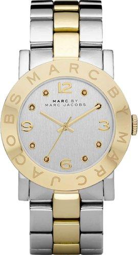 Marc by Marc Jacobs AMY Damen Armbanduhr Bicolor MBM3139