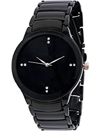 Kart CABE Collection Watches Analogue Black Dial Men's Watch -1001M