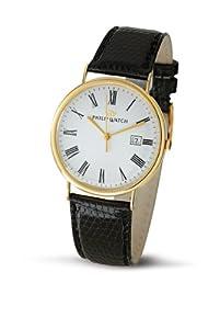 Reloj de caballero Philip Watch Capsulette R8051551161 de cuarzo, correa de piel color negro de Philip Watch