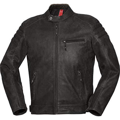 IXS Motorradschutzjacke, Motorradjacke X-Classic LD Jacke Cruiser schwarz 58, Herren, Chopper/Cruiser, Ganzjährig, Leder