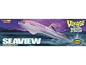 Moebius 1/350 Voyage To The Bottom of The Sea. Seaview (Japan Import)