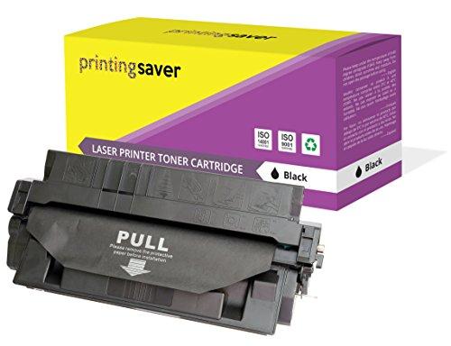 Printing Saver SCHWARZ Toner kompatibel für HP Laserjet 5000, 5000DN, 5000GN, 5000LE, 5000N, 5100, 5100DTN, 5100LE, 5100N, 5100SE, 5100TN drucker - 5000gn-drucker