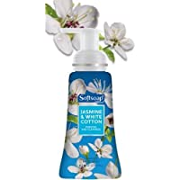 Softsoap Jasmine and White Cotton Liquid Hand Soap, 8 Ounce