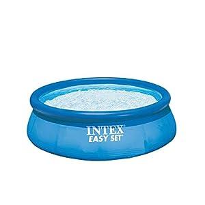 Intex 28110 Easy Cm 244X76 Piscina Gioco Estivo Estate Giocattolo 827, 2419 Litri, 244 x 76 cm