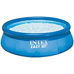 Intex 28110NP - Piscina hinchable 244 x 76 cm, 2.419 litros
