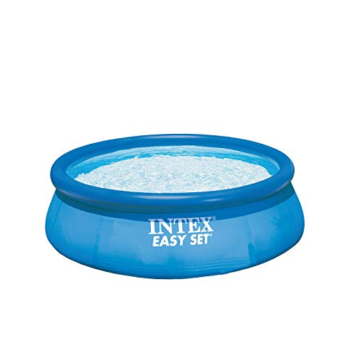 Intex Easy Set Pool - Aufstellpool - Ø 244 x 76 cm - Mit Filteranlage
