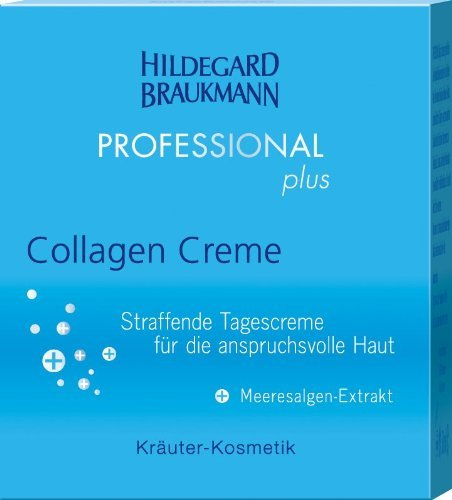 Hildegard Braukmann Professional Plus Collagen Creme, 1er Pack (1 x 50 ml)