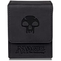 Ultra Pro Deck box mana negro premium 100 cartas