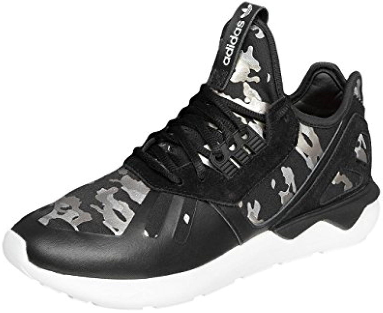 Adidas Donna, Tubular Runner W, Tessuto Tecnico, scarpe da ginnastica, ginnastica, ginnastica, Nero | Louis, in dettaglio  80a0c8