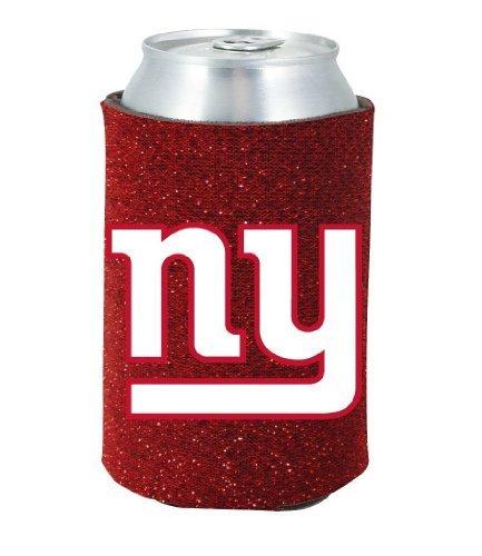 (New York Giants) - New York Giants Glitter Kolder Kaddy Can Holder Sox-logo Mini